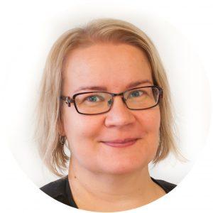 Pia Krimark, MA